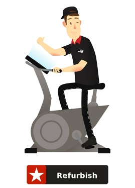 Click To See More Information On GMS : Gym Maintenance Service : Refurbish Service