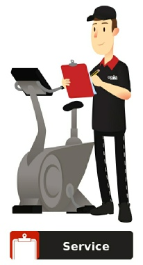 Click To See More Information On GMS : Gym Maintenance Service : Life Fitness Servicing Package