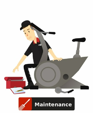 Click To See More Information On GMS : Gym Maintenance Service : Maintenance Service